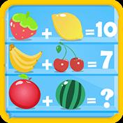 Fruit Math иконка