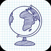 Тест по географии иконка