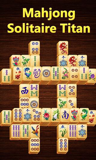 Mahjong Titan скриншот 1