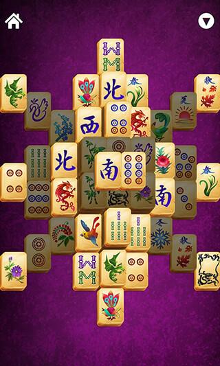Mahjong Titan скриншот 2