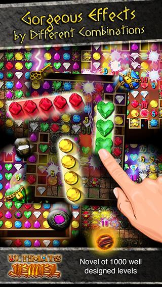 Ultimate Jewel скриншот 2