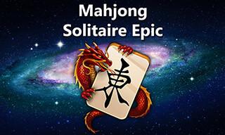 Mahjong Solitaire Epic скриншот 1