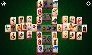 Mahjong Solitaire Epic скриншот 3