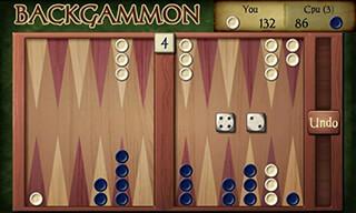 Backgammon Free скриншот 1