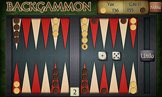 Backgammon Free скриншот 2