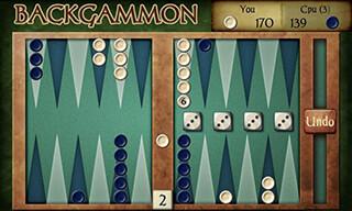 Backgammon Free скриншот 4