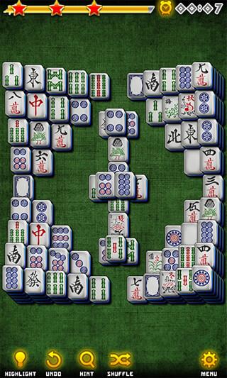 Mahjong Legend скриншот 1