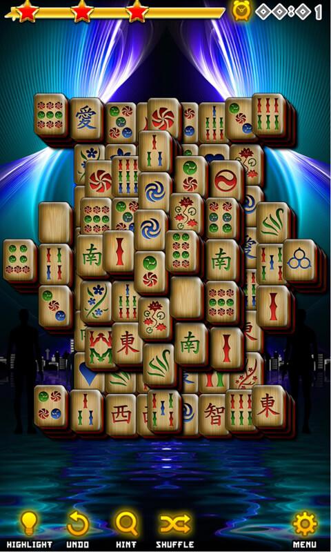 Mahjong On