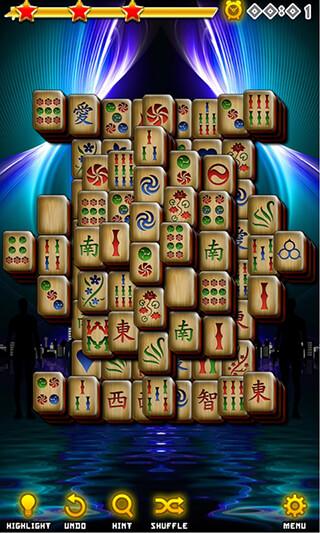 Mahjong Legend скриншот 2