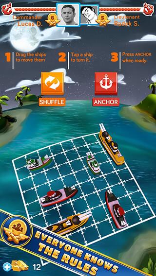 BattleFriends at Sea скриншот 3