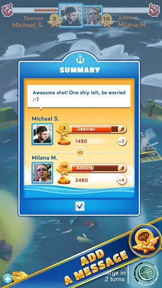 BattleFriends at Sea скриншот 4