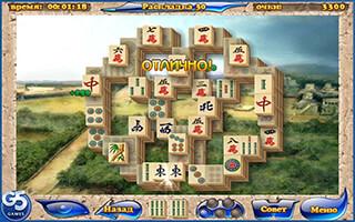Mahjong Artifacts скриншот 1
