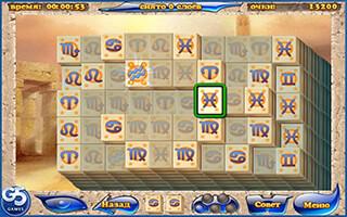 Mahjong Artifacts скриншот 2