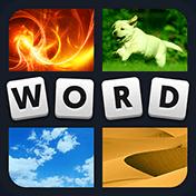 4 Pics 1 Word иконка