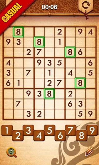 Sudoku Master скриншот 4