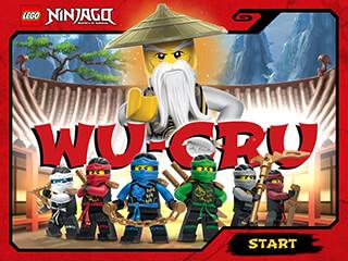 LEGO Ninjago: Wu-Cru скриншот 1