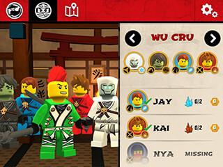 LEGO Ninjago: Wu-Cru скриншот 3