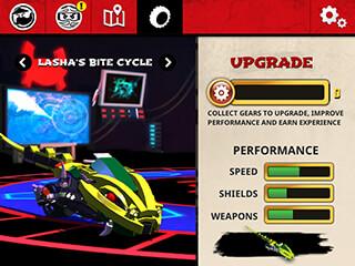 LEGO Ninjago: Wu-Cru скриншот 4