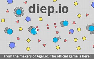 Diep.io скриншот 1