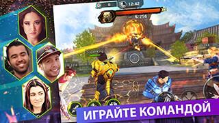 Rival Fire скриншот 2