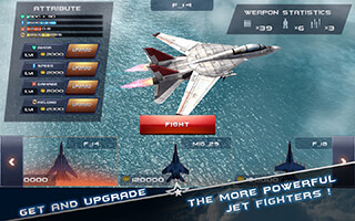 Modern Air Combat 3D скриншот 1