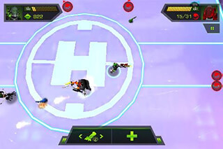 LEGO Herofactory: Brain Attack скриншот 4