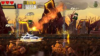 Ramboat: Shoot And Dash скриншот 3