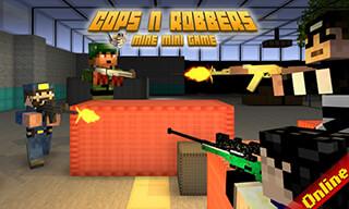 Cops N Robbers: FPS скриншот 1