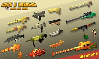 Cops N Robbers: FPS скриншот 2