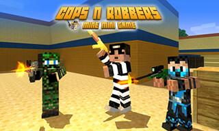 Cops N Robbers: FPS скриншот 3