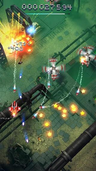 Sky Force: Reloaded скриншот 1