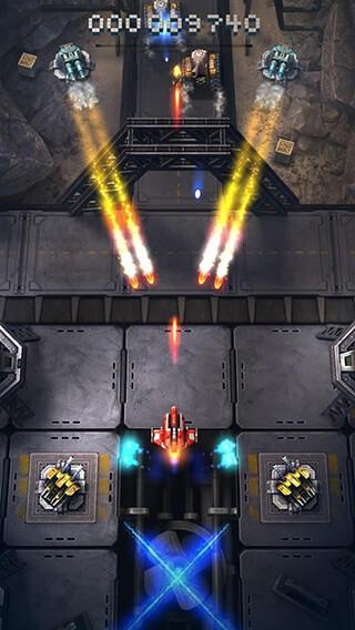 Sky Force: Reloaded скриншот 4