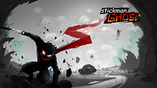 Stickman: Ghost Warrior скриншот 1