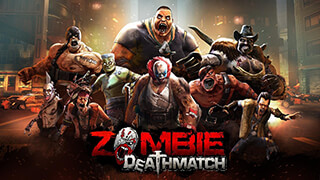 Zombie Fighting Champions скриншот 1