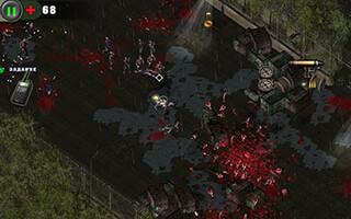 Zombie Shooter скриншот 2