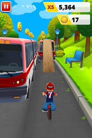 Bike Racing: Bike Blast скриншот 1