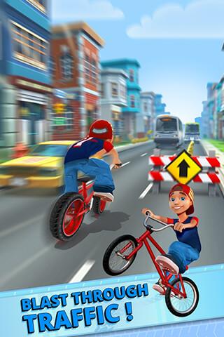 Bike Racing: Bike Blast скриншот 2