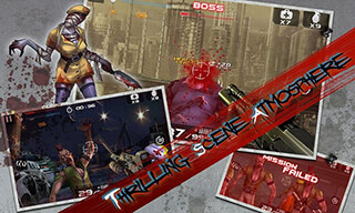 Blood Zombies HD скриншот 4