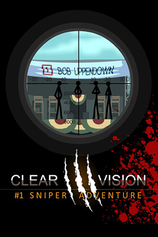 Clear Vision 3: Sniper Shooter скриншот 1