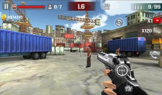 Sniper Shoot: Fire War скриншот 2