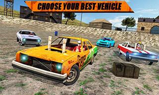 Whirlpool Car Derby 3D скриншот 4