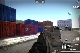 Coalition: Multiplayer FPS скриншот 2