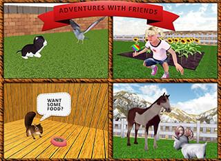 Cat Simulator And Friends скриншот 2
