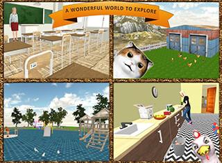 Cat Simulator And Friends скриншот 3