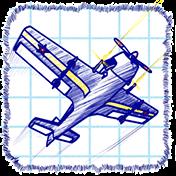 Doodle Planes иконка
