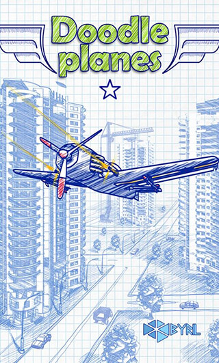 Doodle Planes скриншот 1