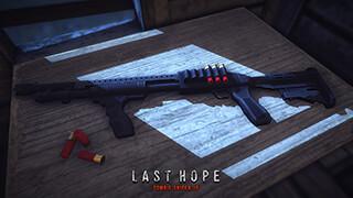 Last Hope: Zombie Sniper 3D скриншот 2