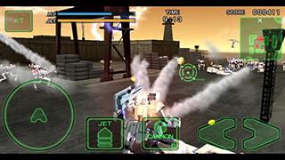 Destroy Gunners SP Alpha скриншот 2