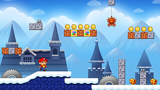 Super Jabber Jump 2 скриншот 2