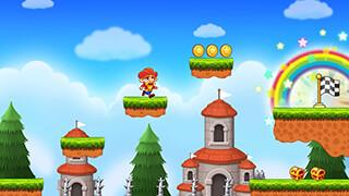 Super Jabber Jump 2 скриншот 3